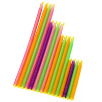 fresh food - Colorful Magic Fresh Food Bag Clips Bag Sealer Stick Unique Sealing Rods Great Helper for Food Save Storage Meow