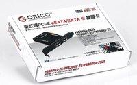 Wholesale ORICO PAS3064 S2E SATAIII e sata esata3 interfaces PCI E express card