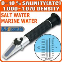 Wholesale 0 Salt Water Marine Aquarium Salinity Refractometer
