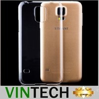 clear plastic case - Ultra Slim Transparent Crystal Clear Plastic Hard Case Cover for Samsung Galaxy S6 S6 Edge Galaxy A7 A5 A3 Galaxy J1 Z1 E5 E7