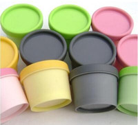 Wholesale g cylinder mask PP bottle facial mask cream jars containers LUSH split charging jars supplier pc
