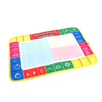 Wholesale Kids Drawing Water Mat Tablet Aqua Doodle cm Multicolour Drawing Board Pen Aquadoodle Education Drawing Toys