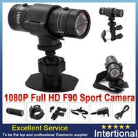 Wholesale 2015 New H Waterproof Sport Acation Driving DVR Camera F9 Full HD P FPS Wide Angle Degree Loop Recording