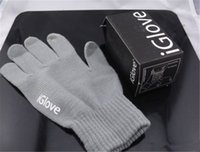 high quality gloves - 2015 High quality Unisex iGlove Capacitive Touch Screen Gloves for iphone C S for ipad smart phone iGloves gloves with reatail package