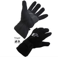 mens sports gloves - Mens winter sports gloves Fashion brand waterproof wool fleece thick warm cycling Ski Snowboard Motorcycle Full Finger Mens Gloves