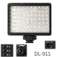 Wholesale Pixel Sonnon DL G Wireless Group LED Video Light for DSLR DV Camcorder