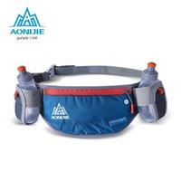Wholesale AONIJIE NEW Bicycle Bike Sports Waist Bag Casual Pack Sport Bags Waterproof Running Bags for Men Women Gym Pocket