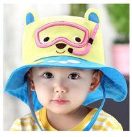 Cheap 2015 Korean version of spring baseball cap baby hat children hat bucket hats , boys and girls cap factory outlets&baby hat