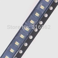 Wholesale pieces SMD LED White Red Blue Green Yellow Super Bright LED lamp Five Color