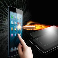 Wholesale For iPad Air Brand New H Explosion Proof Transparent Tempered Glass Flim Screen Protector