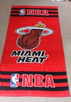 Wholesale printed bath towel football team beach towel cm large cotton towelcloth dry quickly textile cotton