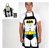 Wholesale Batman Batman Apron aprons personalized aprons funny creative fun household gift