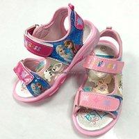 beach shoes children - Elsa Beach Sandals Kids Shoes Girls Sandals Childrens Shoes Summer Sandals Girls Footwear Fashion Children Sandals Girl Shoes C1845