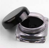 cream eye liner - No Logo Eyeliner Gel Water Proof Thick Natural Eye Liner Gel Cream Makeup long lasting