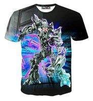 bell transformer - 2016 summer Megatron Men Transformers Strong short sleeve D Print t shirt cropped Science fiction Women t shirts clothing