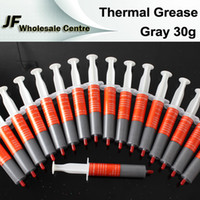Wholesale CPU Fans Cooling g Gray Silver Golden Thermal Grease Paste Compound Silicone Fans Cooling for CPU PC Comptuter Heatsink Heat Sink