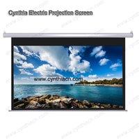 automatic gain - Cynthia Screens High Gain HD Fabric D K Automatic Electric Screens Fixed Motorized Projection Screen CMP
