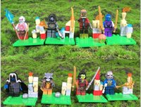 Wholesale Gooband Set Guardians of the Galaxy Building blocks minifigures toys bricks Children toys Educational DIY Toys No original box