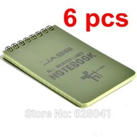 Wholesale Tactical Note Book All Weather All Weather Notebook Waterproof Writing Paper in Rain