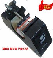 Wholesale Design Hot Sell Digital Advanced CE Tumbler Printer DIY Mug Heat Press Mchina Cup Logo Transfer Mug Image Press Machine