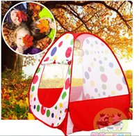 Wholesale Trader Children Kids Play Tent toy game house baby beach tent indoor outdoor tent