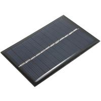 appliance epoxy - Hot Sale V W mAh Polycrystalline Silicon Epoxy Solar Panels Module Mini Solar Cells For Small Power Appliances x60mm