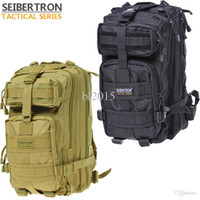 Wholesale EDC Tactical Assault Bag EDC Day Pack Backpack with Molle Webbing For Camping Fishing Hunting Work Back Packing Traveling