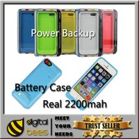 Wholesale full mah external power bank battery charger case color power backup for iphone s c portable power bank for mobiles
