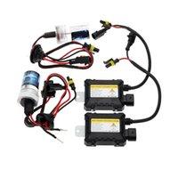 hid xenon lighting - 12V DC H7 W Ballast HID Xenon Conversion Kit Car Daytime Running Light K K K K Head Lights Lamps K2471