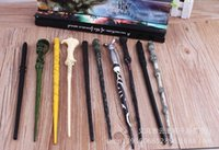 Wholesale magic wand Harry Potter wand cm Dumbledore scripture Edition Non luminous wand