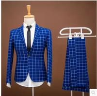 Brand New Véritable Image Groom Tuxedos 6 Styles Groomsmen Slim Fit Costume Meilleur Homme / Bridegroom / Mariage / Prom / Cérémonie Costumes (Veste + Pantalons) K520