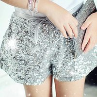 booty shorts - Little Girls Gold sequin short Skirt pants colors Girls Shorts with Sequins Sequin Booty Shorts Sequins Casual Shorts