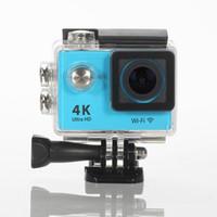 Precio de Camera underwater-Cámara de acción EKEN H9 Ultra HD 4K WiFi con el caso 1080P / 30fps 2.0