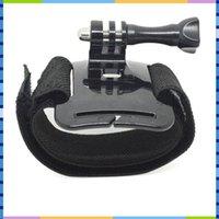 Wholesale Hand Camera Wrist Strap Belt Band Holder Mount For GoPro Hero Hero For SJCAM SJ4000
