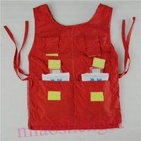 Wholesale Mascot ice vest functional cooler bag Unisex Adult Body Cooling Vest with mascot can discount Can Cheap