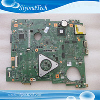 Wholesale Original New Laptop Motherboard For inch Dell Inspiron R N5110 Notebook Mainboard tested before sending