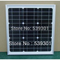 Wholesale of W solar panel with charging efficiency