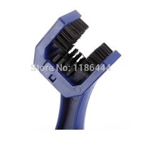 Wholesale Motorcycle Scooter Bike Chain Gear Cleaner Washer Cleaning Tool Scrubber Brush Bike Chain Gear Cleaner DKj