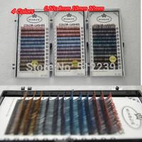 Wholesale 1Pack High Quality Korea Pro Individual Mink lashes Natural False Eyelashes Eyelash Extension Engrafting mm C Curl