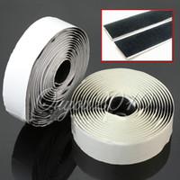 hook and loop fasteners - The Best Selling rolls Sticky Self Adhesive Hook and Loop Tape Fastener Metres mm Strip Solid Black