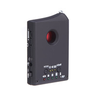 Wholesale Anti Spy Detector New LDRF DT1 Hidden Camera GSM Audio Bug Finder GPS Signal Lens RF Tracker