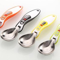 Wholesale Accurate Digital Portable Detachable Electronic Measuring Spoon Weighing Scale Kitchen Essential Lab g Useful Convenient