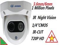 indoor mini dome ip camera - Jovision good quality Mini IP Camera JVS N63 HA P Mega pixel MP ONVIF IP Dome Camera Dummy camera IR CUT Night Vision P2P Plug Play