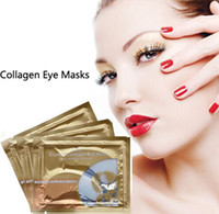 Wholesale PILATEN Collagen Crystal Eye Masks Anti aging Anti puffiness Dark Circle Anti wrinkle Moisture Eyes Care Women Favors Birthday Gifts MZ001