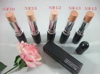 Wholesale Moisturizer Cream Concealer Studio Fix Fluid SPF15 Foundation Stick ML