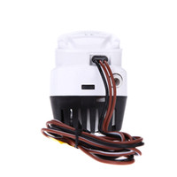 automatic bilge pump float switch - 12V V GPH Car Pumps Automatic Submersible Boat Marine Bilge Water Pump Equipment with Float Switch RV Boat