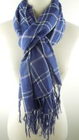 Wholesale 2015 Winter Warm Unisex Female Male Plaid Check Scarf Scarves and Shawls Scarfs Pashmina For Men