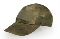 Wholesale Best Tactical Military Snipper Hat Cap Baseball Cap For Hunting Wargame Hunting Climbing CL29 AT B