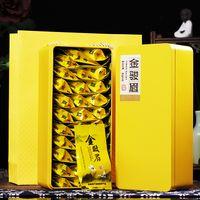 Wholesale Top Jin Jun Mei tea Super tea Jin Jun Mei Jin Jun Mei technology of paulownia closed tea gift box