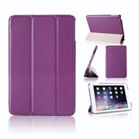 apple executives - In Stock Colors Available For iPad Mini Smart Case Simple Executive Flip Case For iPad Mini Retina Cases Tablet Cover